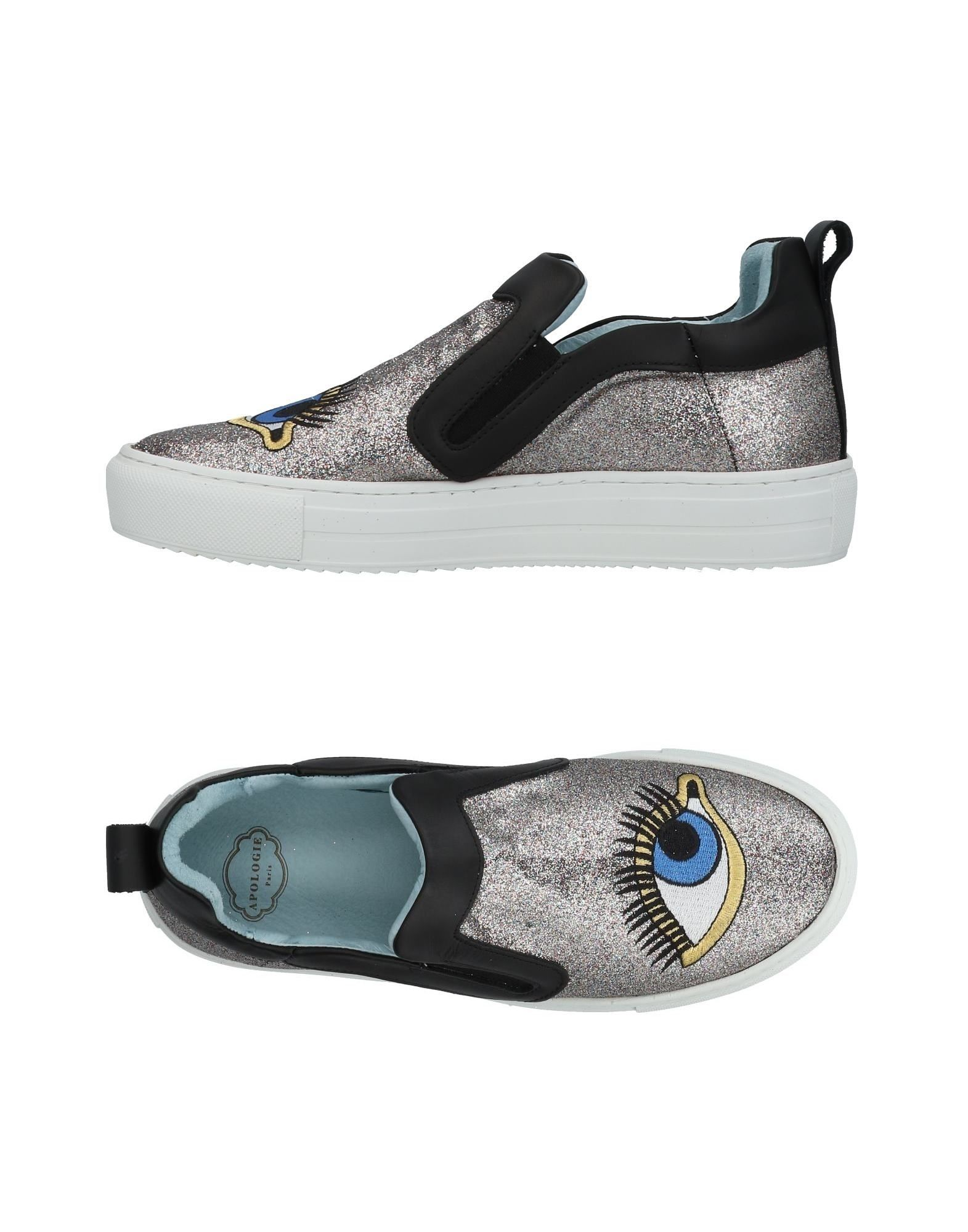 APOLOGIE   APOLOGIE Low-tops & sneakers 11431498   Goxip