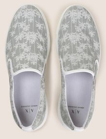 ARMANI EXCHANGE SLIP-ON Man e