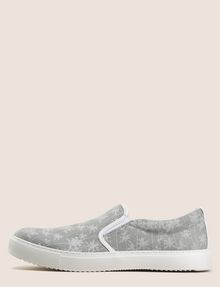 ARMANI EXCHANGE SLIP ON FANTASIA FLOREALE Slip-on Uomo f