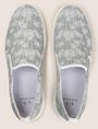 ARMANI EXCHANGE SLIP ON FANTASIA FLOREALE Slip-on Uomo e