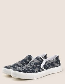 ARMANI EXCHANGE SLIP-ON Man r