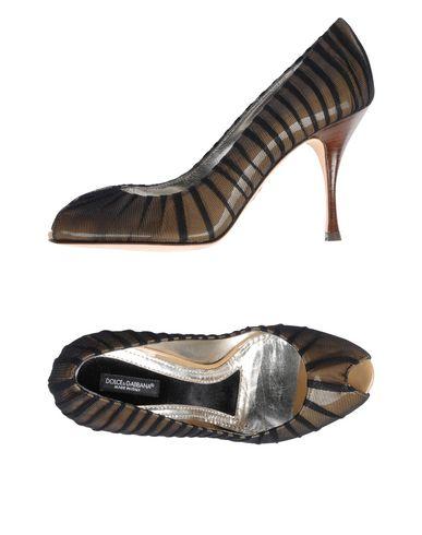 zapatillas DOLCE & GABBANA Zapatos de sal?n mujer