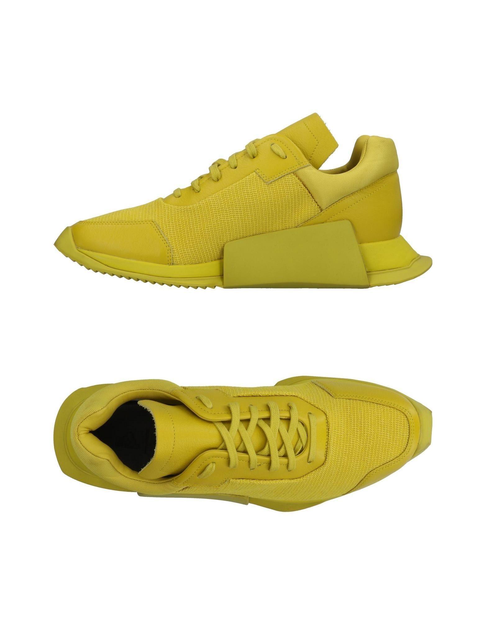 ADIDAS X RICK OWENS   RICK OWENS x ADIDAS Low-tops & sneakers 11431645   Goxip