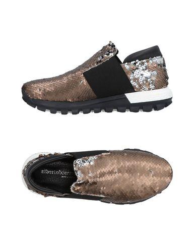 Низкие кеды и кроссовки от ALBERTO BRESSAN