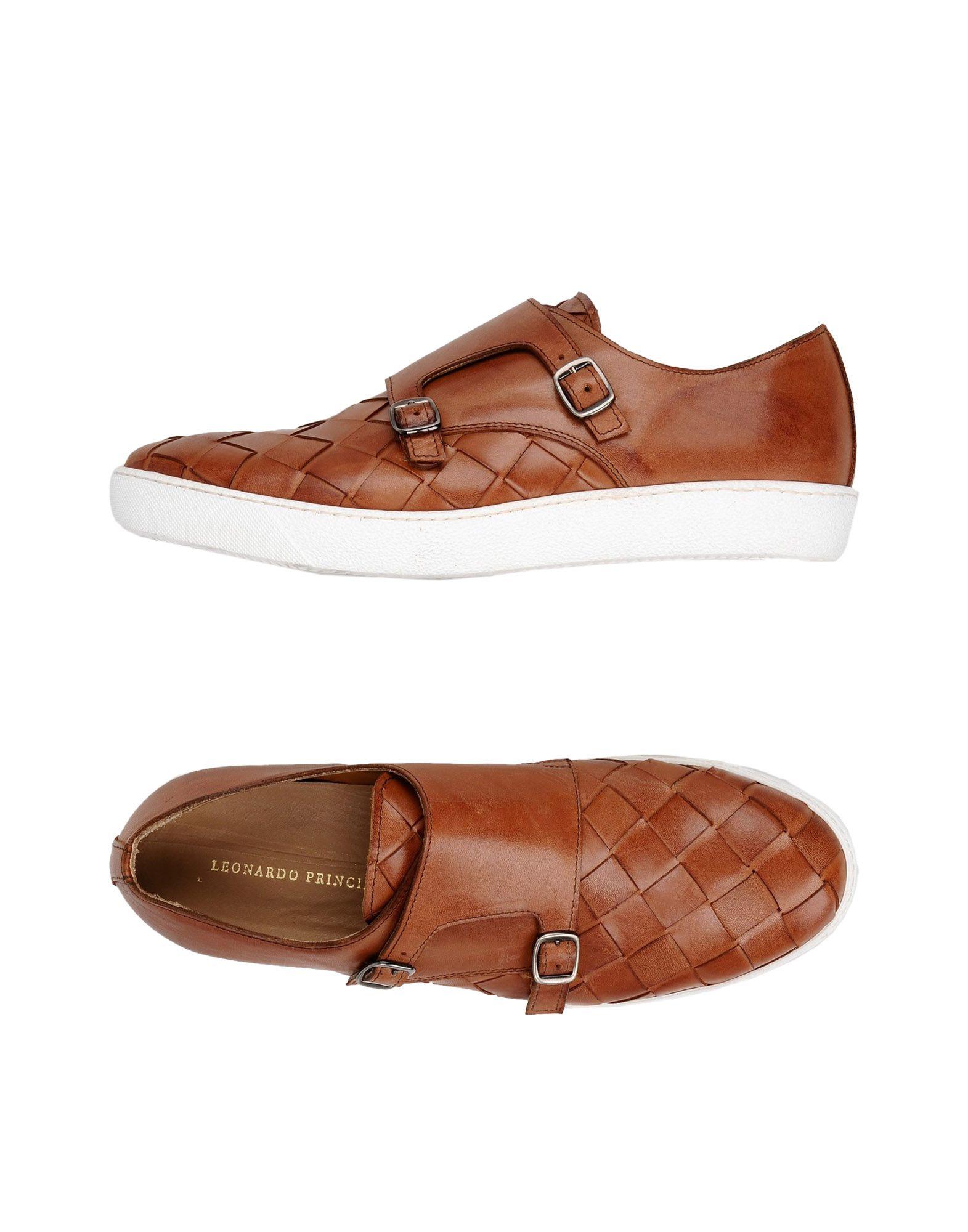 LEONARDO PRINCIPI Низкие кеды и кроссовки leonardo principi полусапоги и высокие ботинки