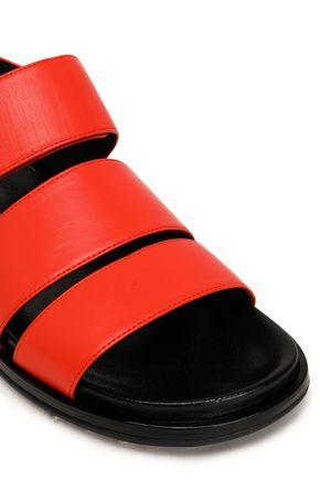 MARNI Leather sandals