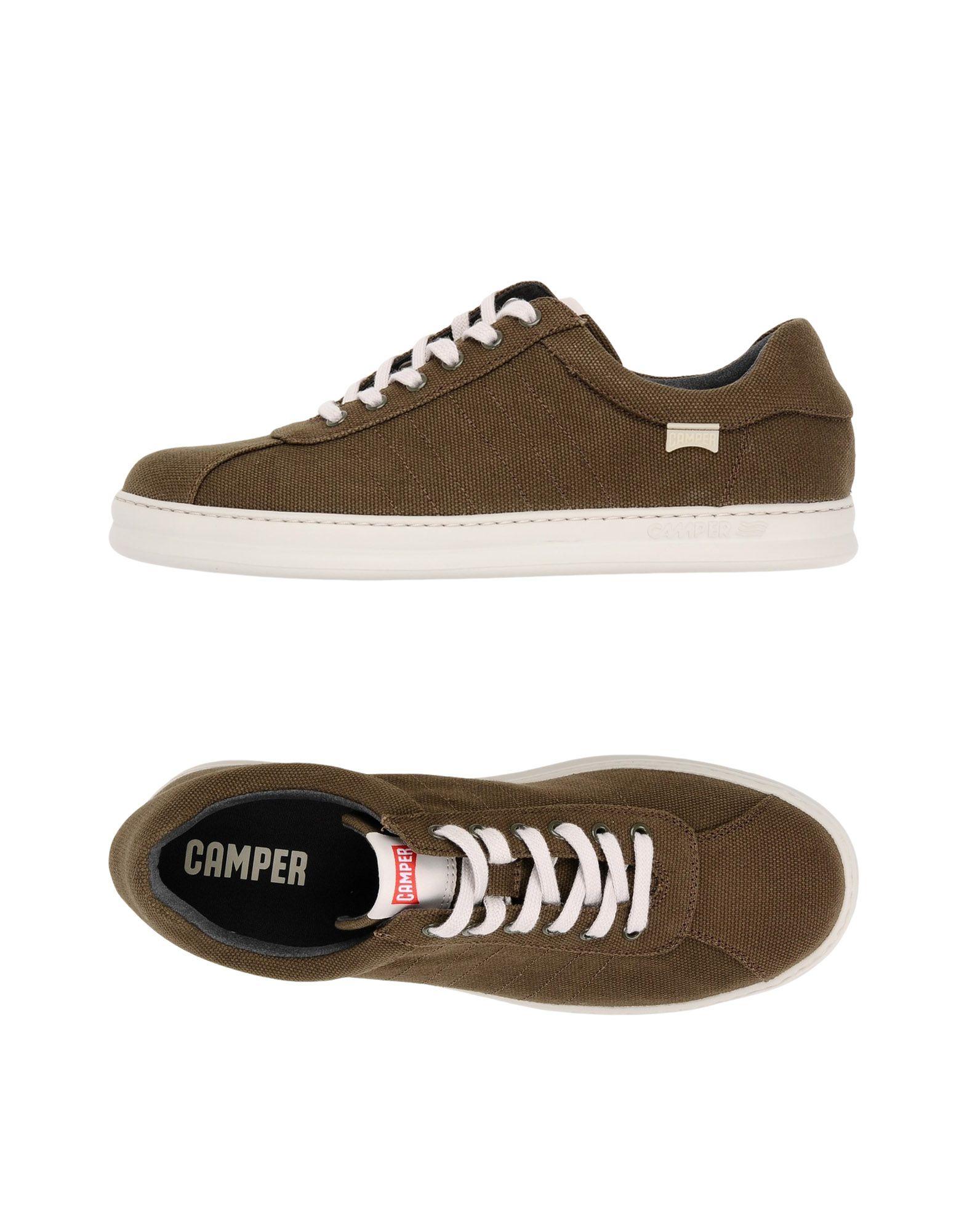 CAMPER Низкие кеды и кроссовки camper низкие кеды и кроссовки