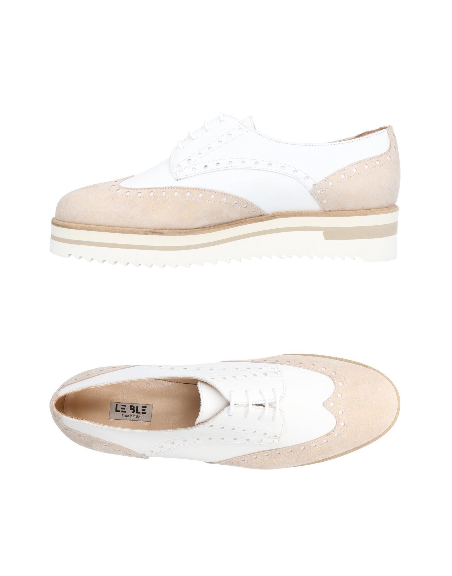LE BLE Обувь на шнурках