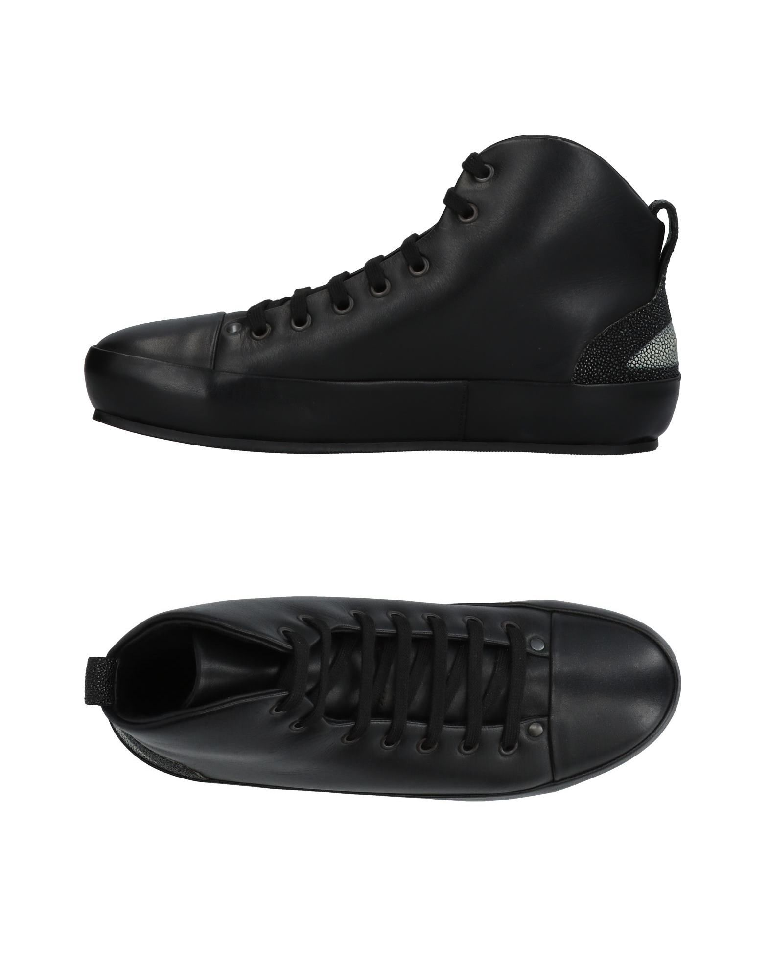 ANTHONY MATHEWS Sneakers in Black