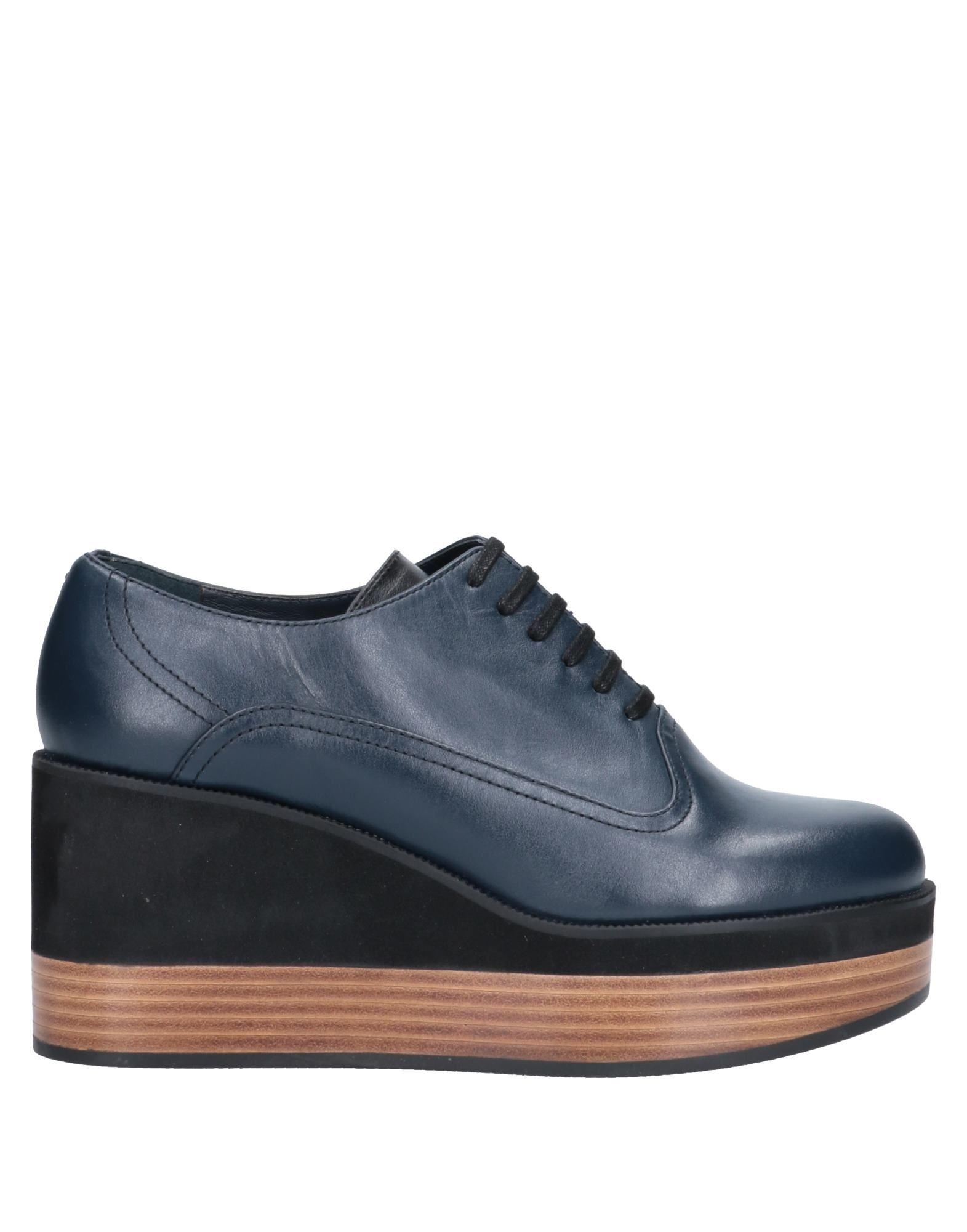 JIL SANDER NAVY Обувь на шнурках