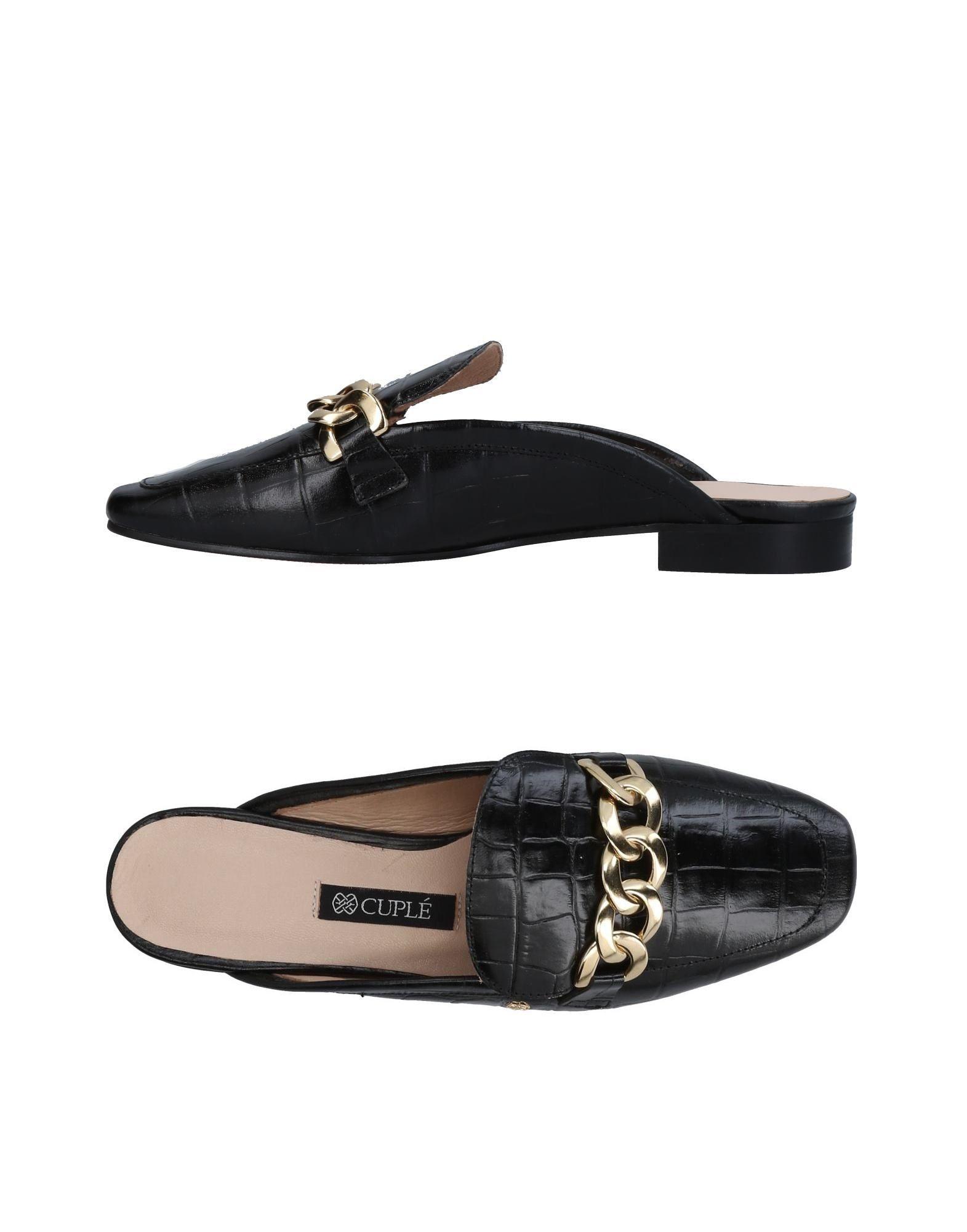 где купить CUPLÉ Домашние туфли по лучшей цене