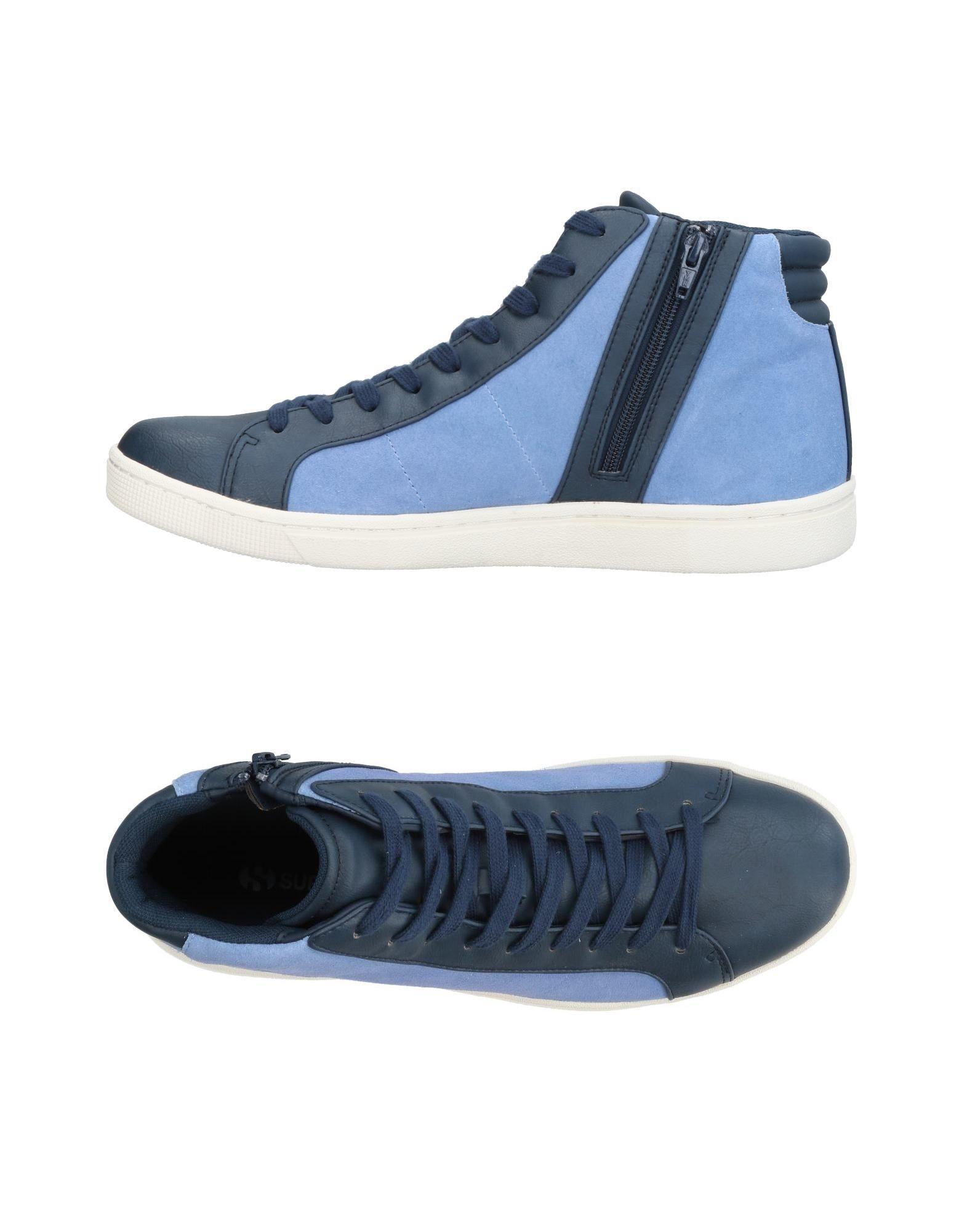 SUPERGA® Высокие кеды и кроссовки