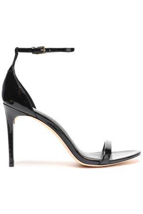 RACHEL ZOE Patent-leather sandals
