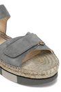 PALOMA BARCELÓ Suede platform sandals