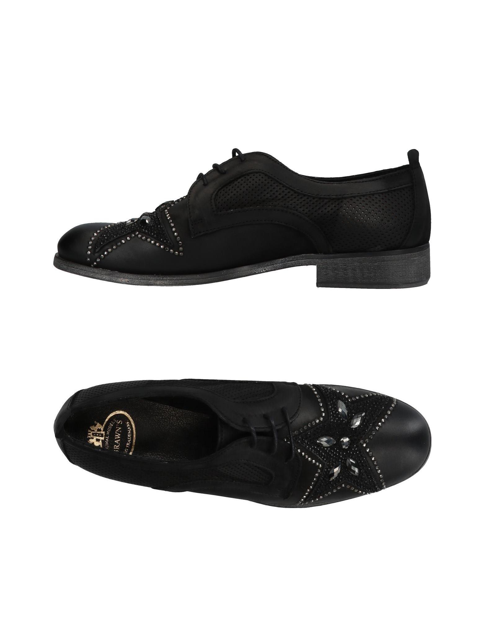 Фото - BRAWN'S Обувь на шнурках обувь на высокой платформе dkny