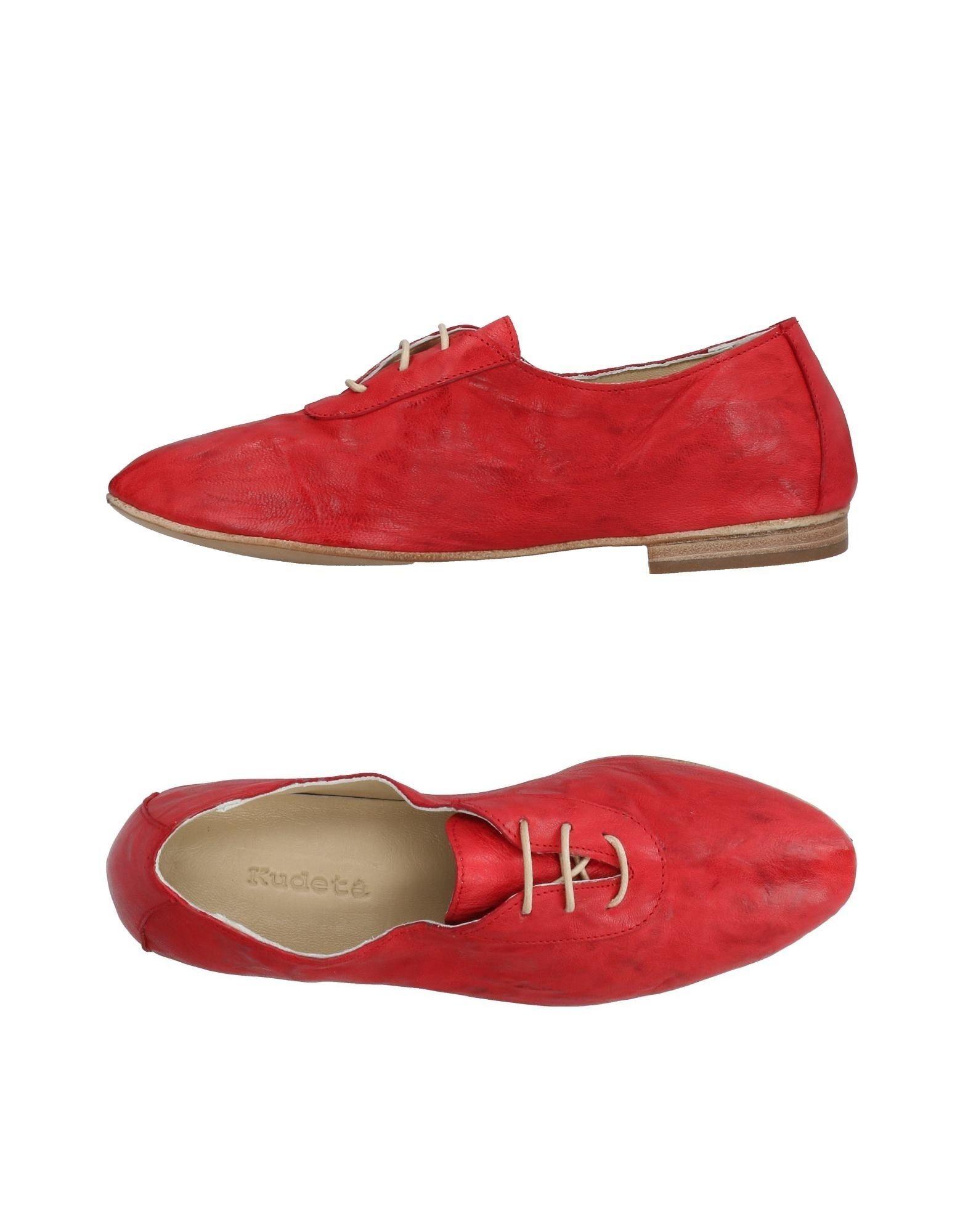 Фото - KUDETÀ Обувь на шнурках обувь на высокой платформе dkny