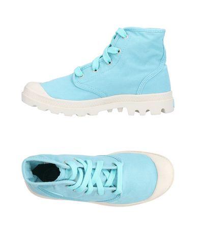 zapatillas PALLADIUM Sneakers abotinadas mujer