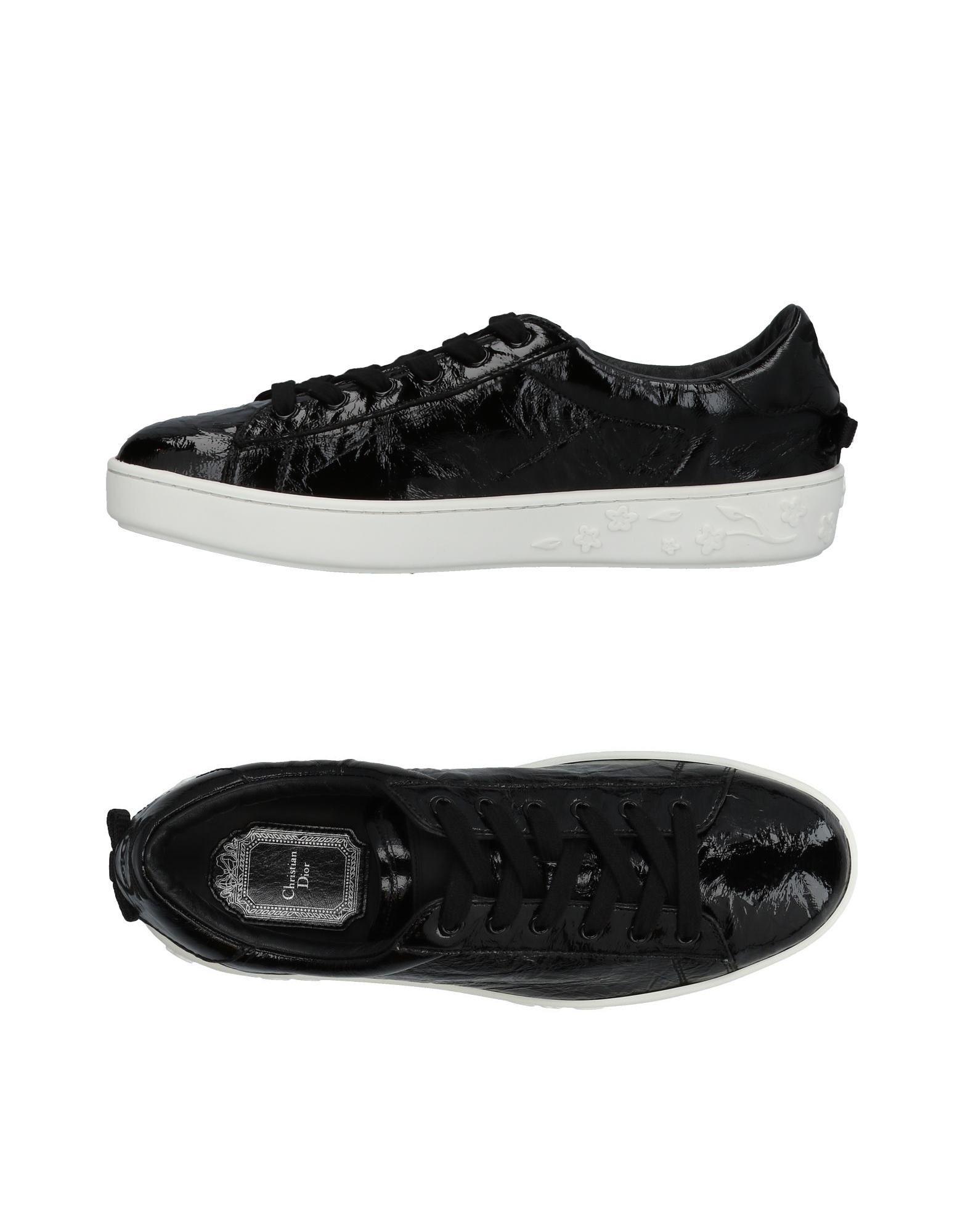 DIOR Низкие кеды и кроссовки кроссовки dior кроссовки