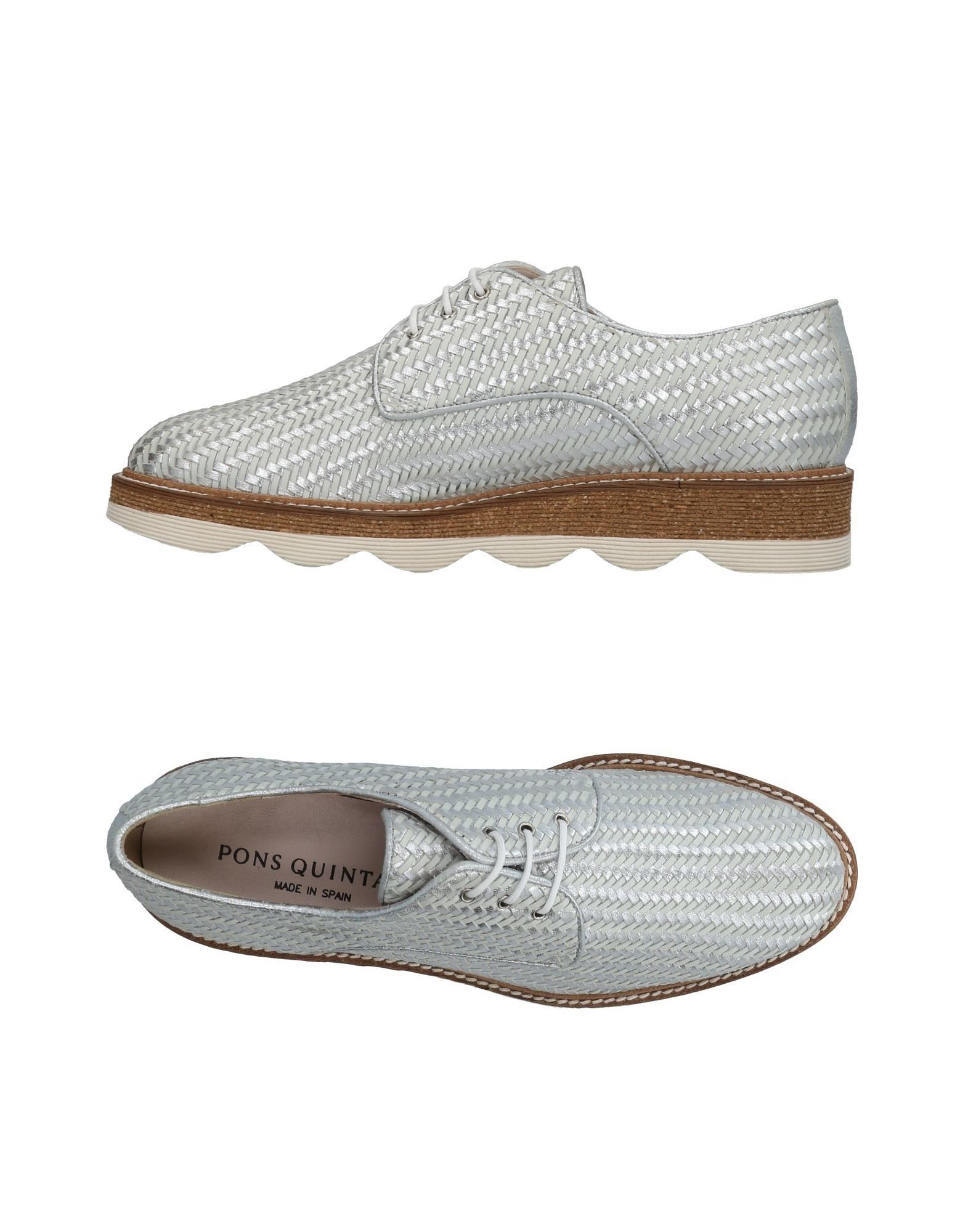 где купить PONS QUINTANA Обувь на шнурках по лучшей цене