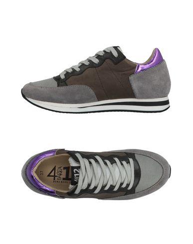 Sneackers Grigio donna QUATTROBARRADODICI Sneakers&Tennis shoes basse donna