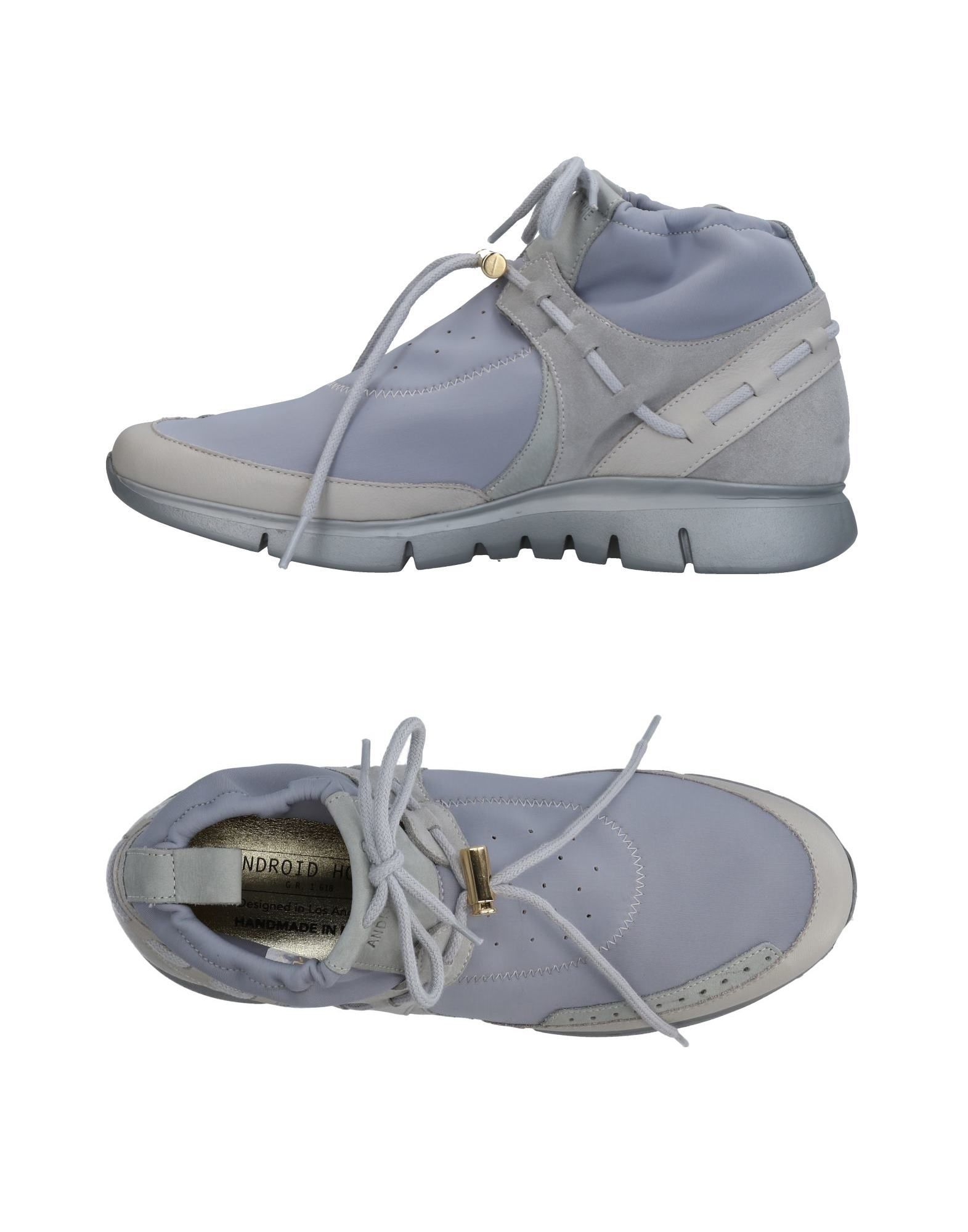 ANDROID HOMME Sneakers in Lilac