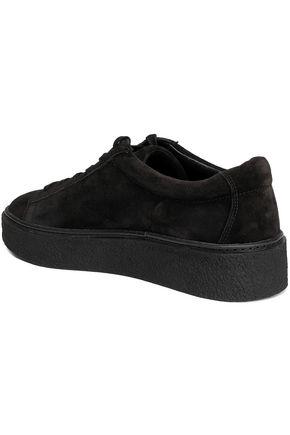 VINCE. Neela suede platform sneakers