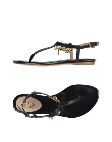 zapatillas LOVE MOSCHINO Sandalias de dedo mujer