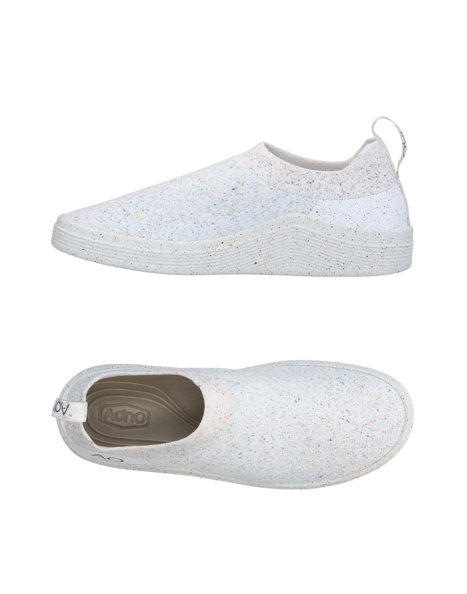 ADNO® Низкие кеды и кроссовки pierre hardy низкие кеды и кроссовки