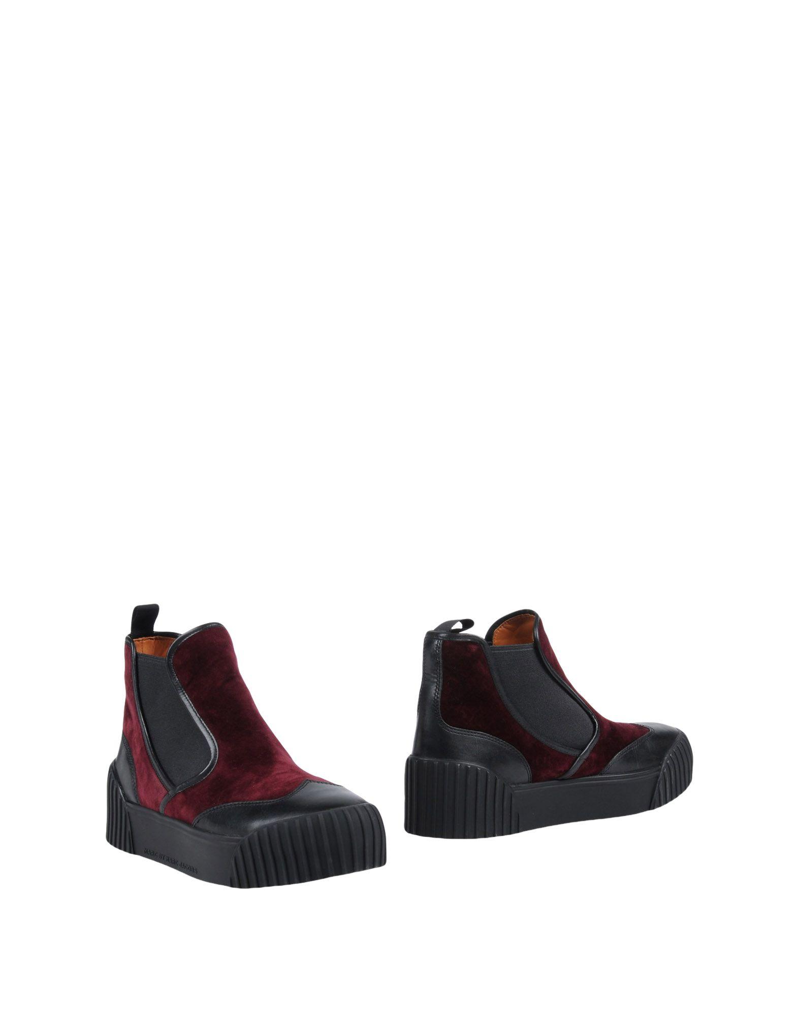 MARC BY MARC JACOBS Полусапоги и высокие ботинки ботинки marc o polo marc o polo ma266amvbx55