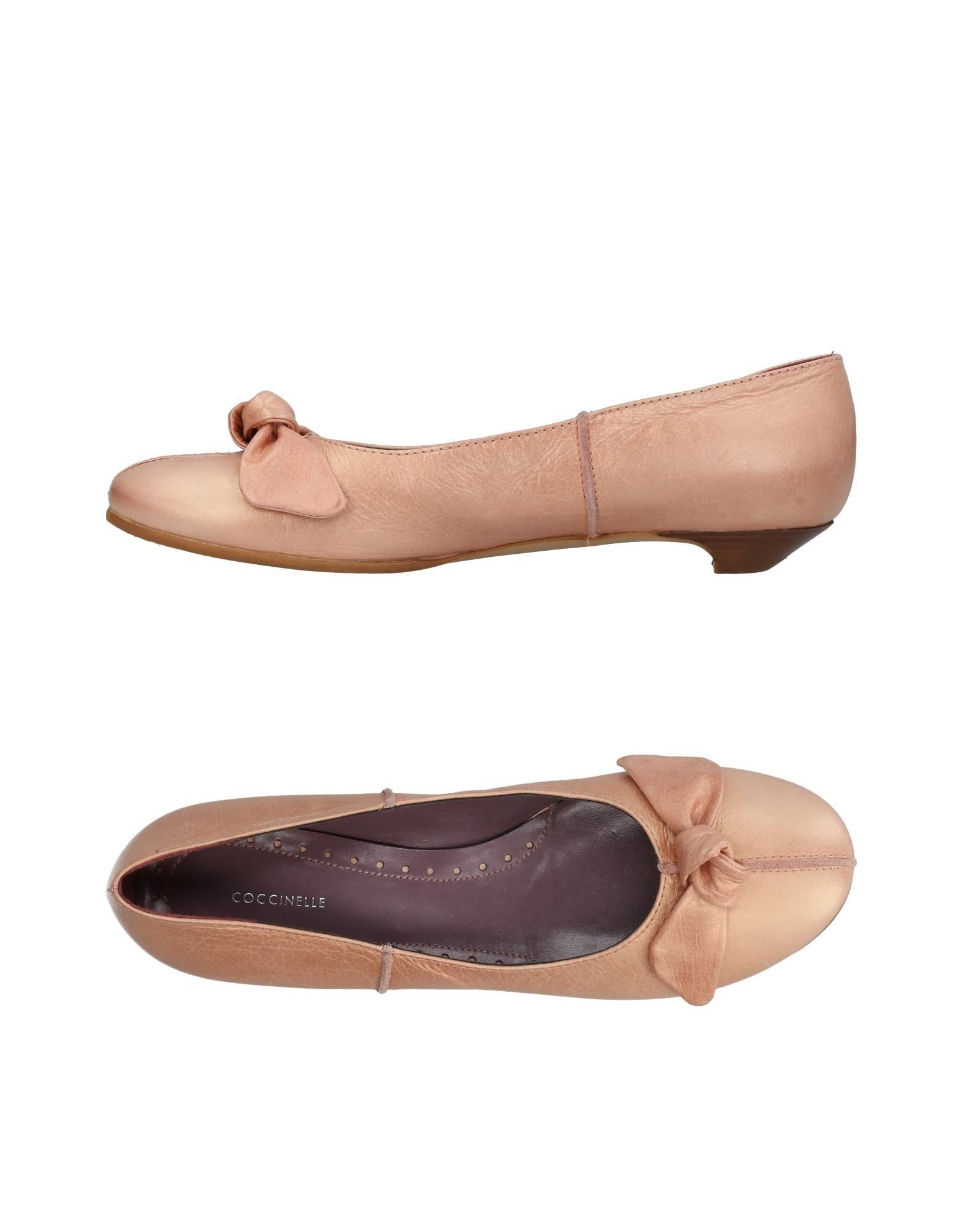cheap latest collections free shipping fast delivery COCCINELLE Ballet flats Inexpensive cheap online nicekicks cheap online GNxfbORU