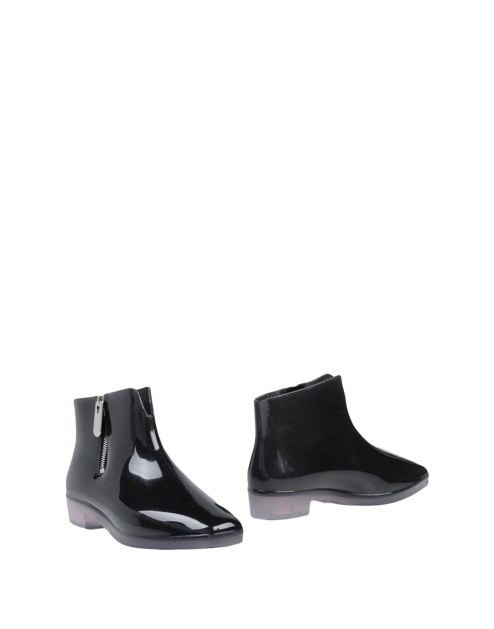 CALVIN KLEIN COLLECTION Полусапоги и высокие ботинки сапоги id collection id collection id384amwwk75