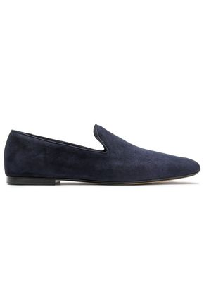 VINCE. Suede slippers