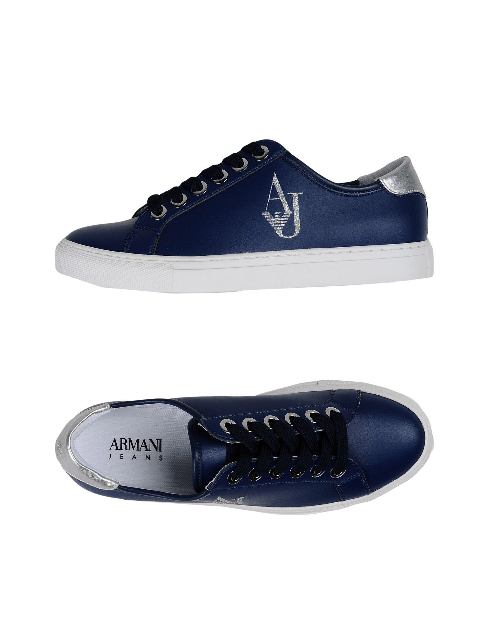 ARMANI JEANS Низкие кеды и кроссовки кроссовки armani jeans 925309 7a676 00020