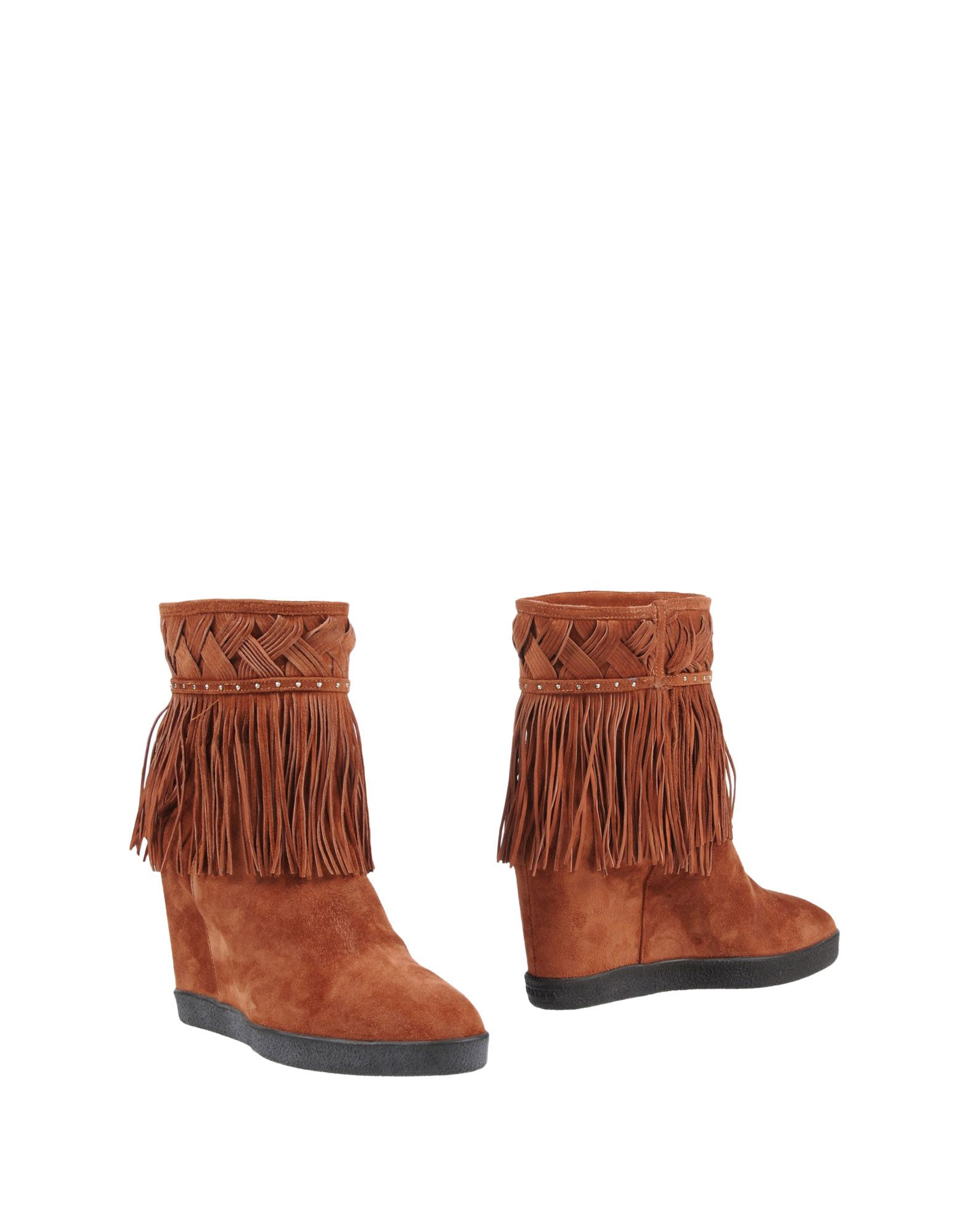 LE SILLA Ankle Boot in Brown