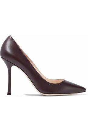 SERGIO ROSSI Leather pumps