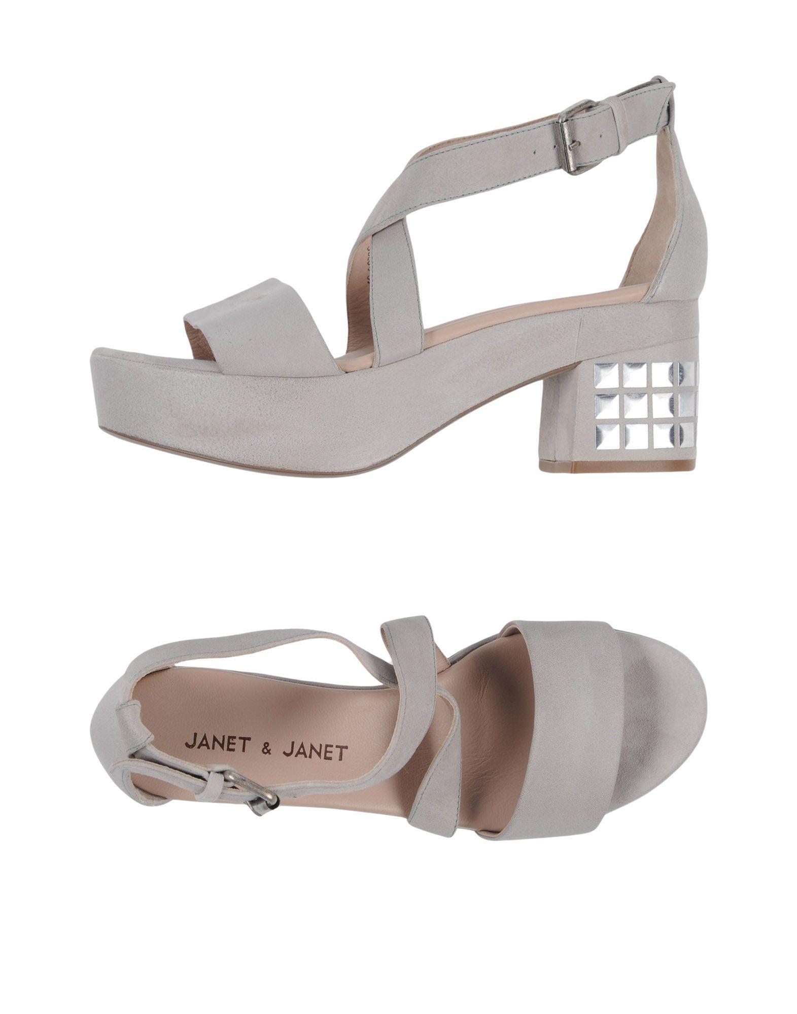 JANET & JANET Сандалии janet valade php 5 for dummies