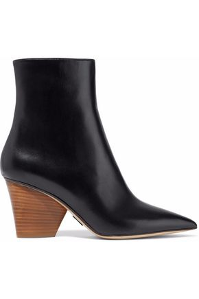 PAUL ANDREW Tivoli leather ankle boots