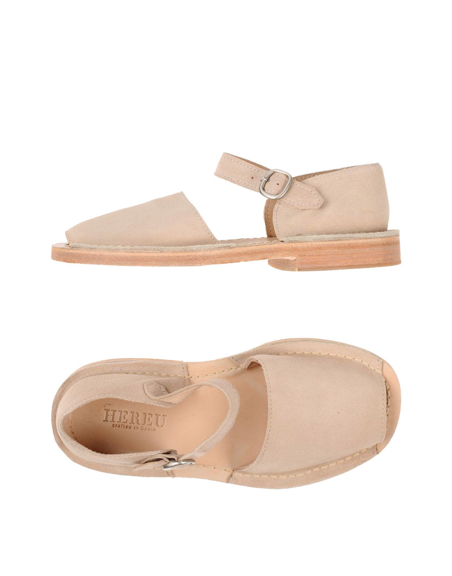 HEREU Sandals in Beige