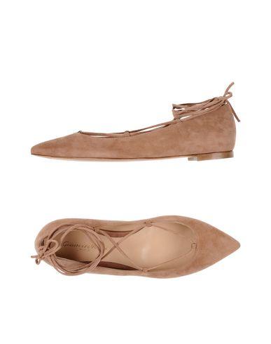 zapatillas GIANVITO ROSSI Bailarinas mujer