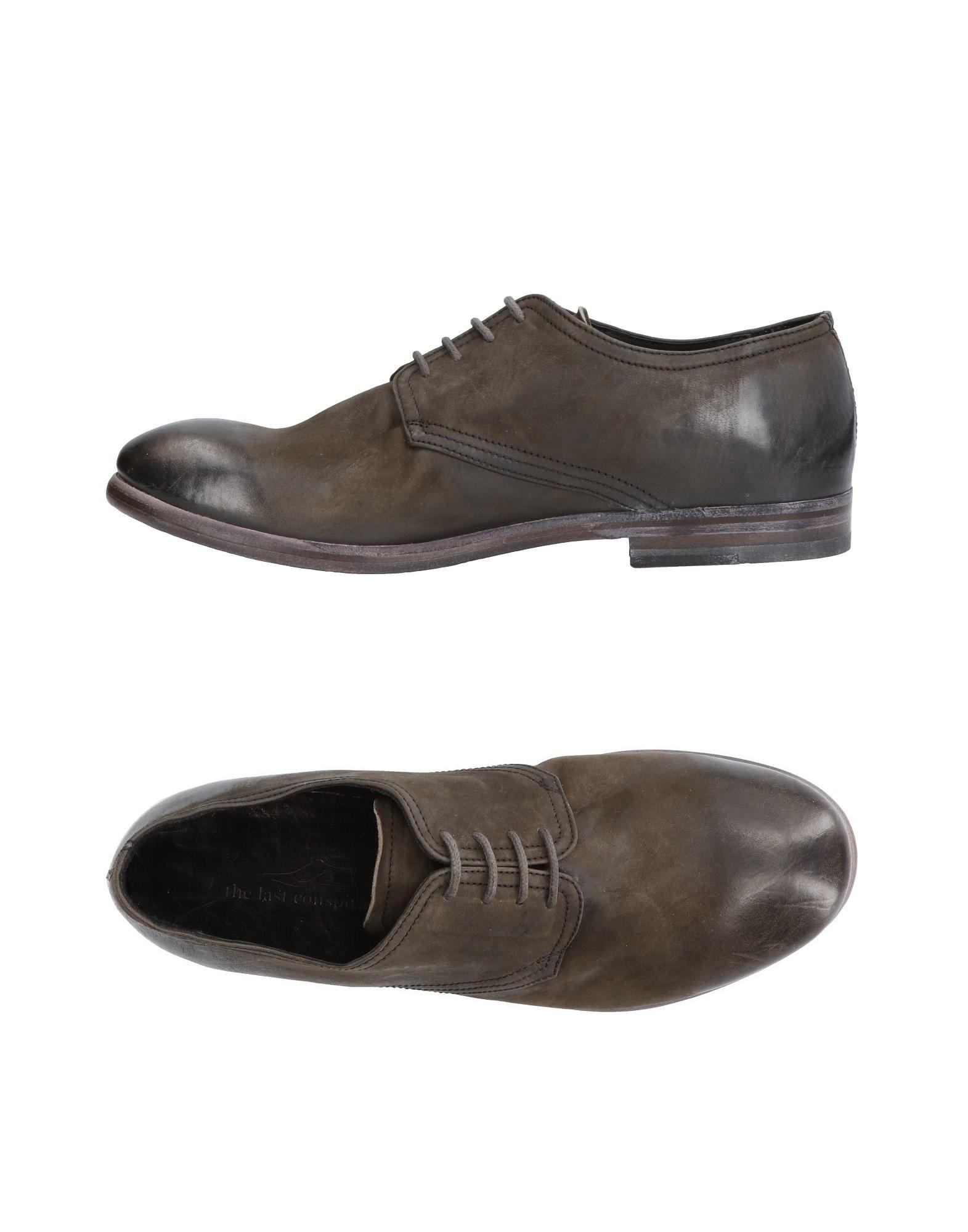 THE LAST CONSPIRACY Обувь на шнурках the last conspiracy ботильоны на наборном каблуке