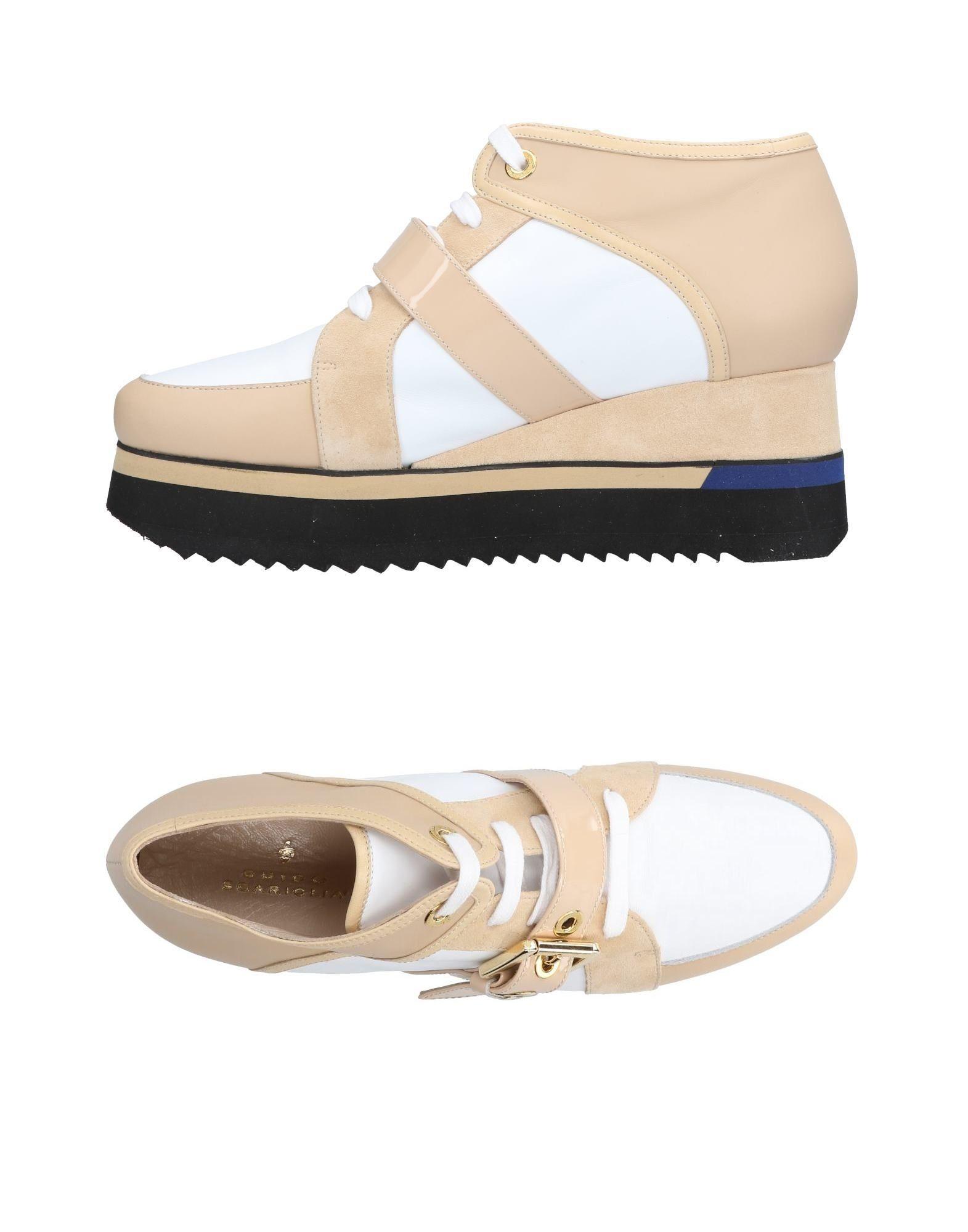 GUIDO SGARIGLIA Обувь на шнурках guido sgariglia низкие кеды и кроссовки