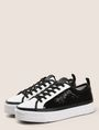 ARMANI EXCHANGE SEQUIN LOW-TOP SNEAKERS Sneakers Woman r