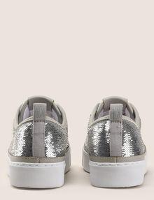 ARMANI EXCHANGE SEQUIN LOW-TOP SNEAKERS Sneakers Woman d