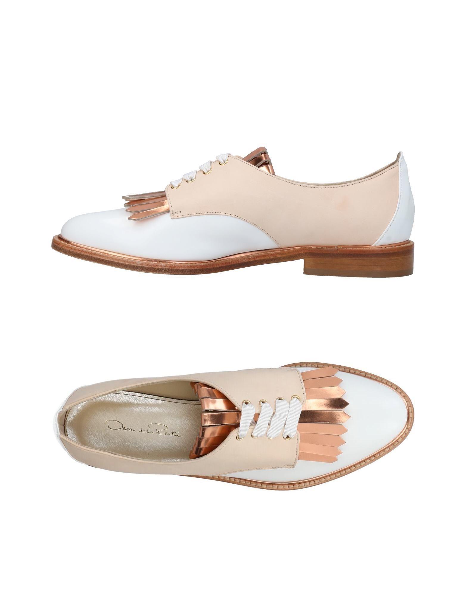 OSCAR DE LA RENTA Обувь на шнурках люстра colosseo 82406 4c oscar