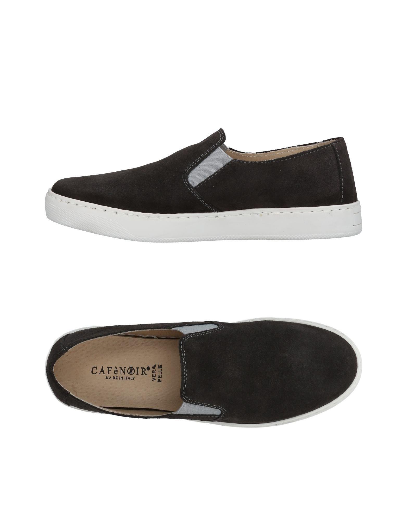 CAFèNOIR Herren Low Sneakers & Tennisschuhe Farbe Granitgrau Größe 5