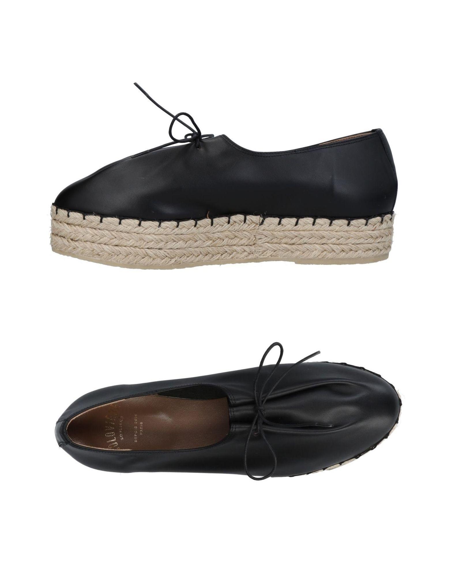 SOLOVIÈRE Paris Эспадрильи solovière paris обувь на шнурках