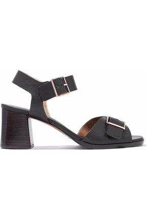 ROBERT CLERGERIE Buckled leather sandals