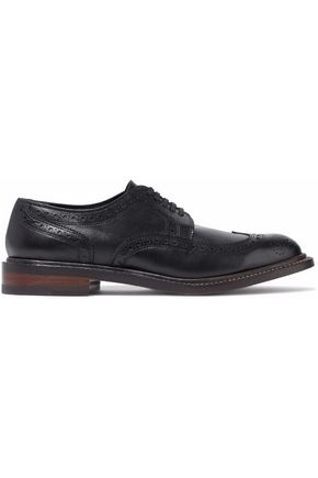 ROBERT CLERGERIE Leather brogues