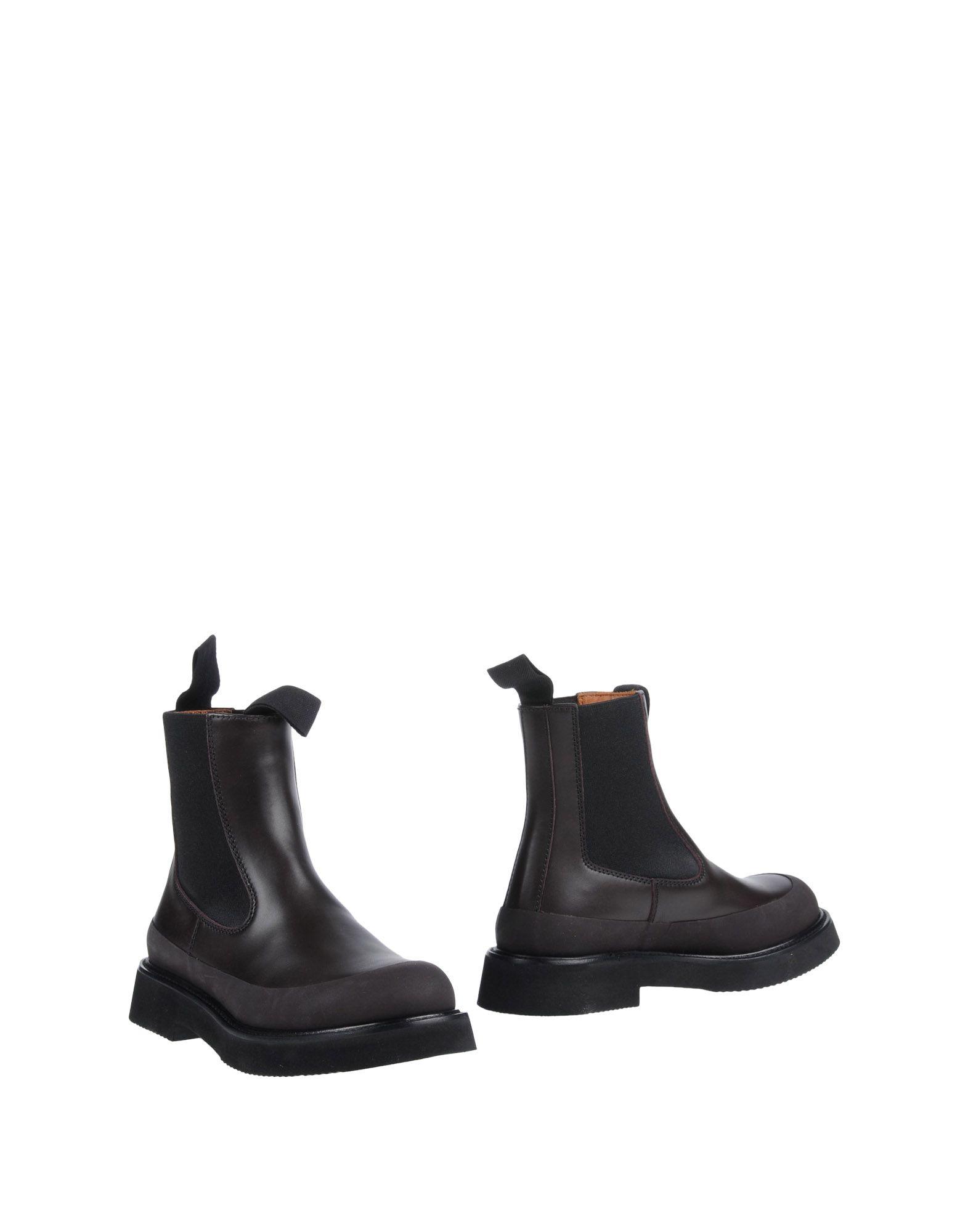 CÉLINE Полусапоги и высокие ботинки magazzini del sale полусапоги и высокие ботинки