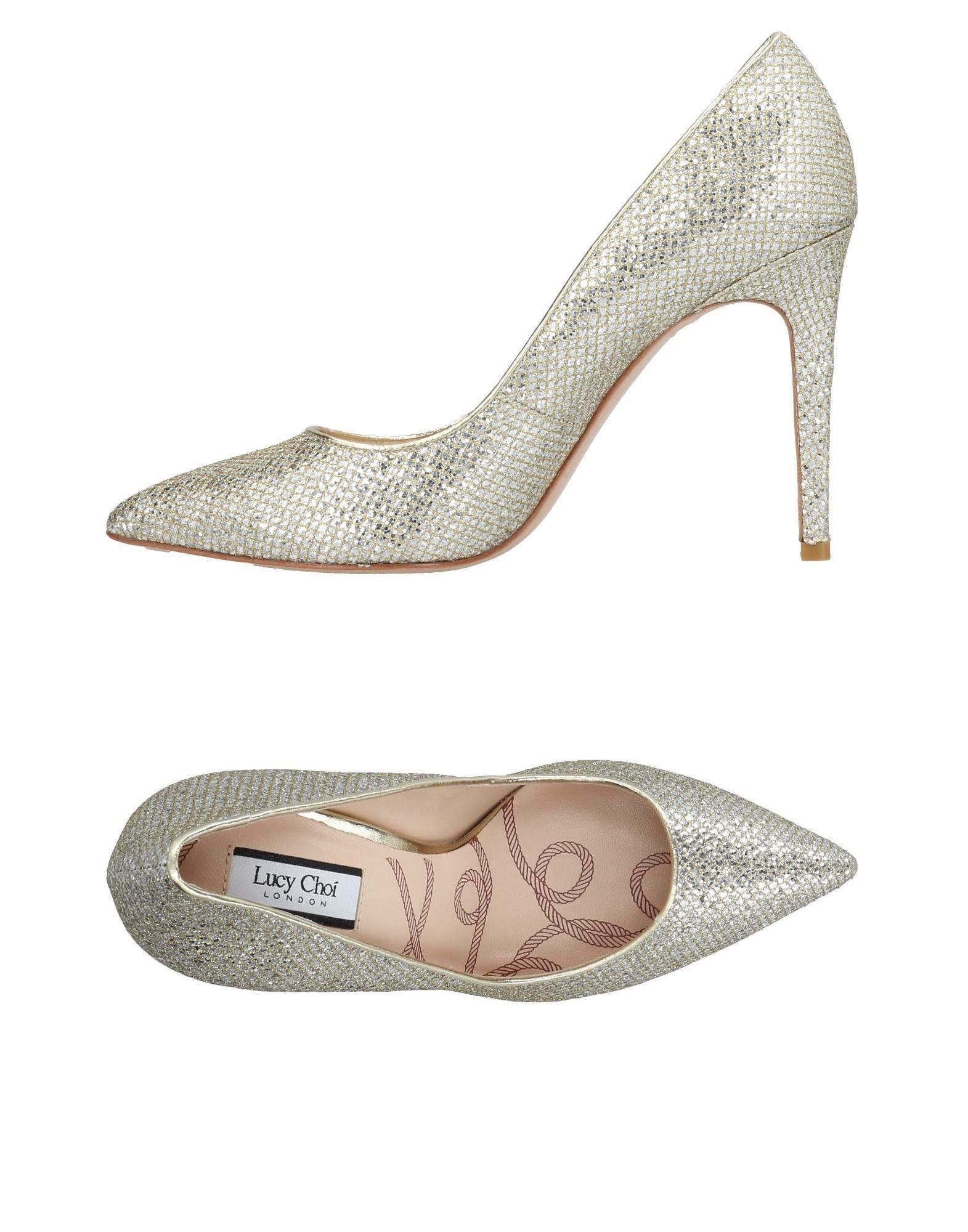 LUCY CHOI London Туфли lucy choi ботинки